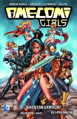 DC PREMIUM 86: AME-COMI GIRLS II