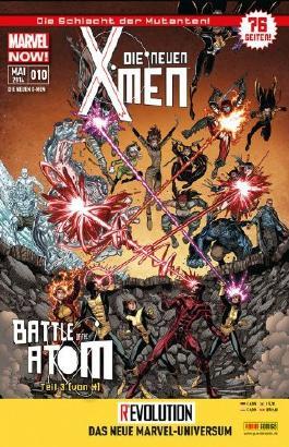 DIE NEUEN X-MEN 10 (Marvel Now!)