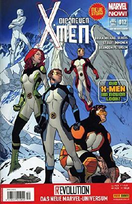 DIE NEUEN X-MEN 12 (Marvel Now!)