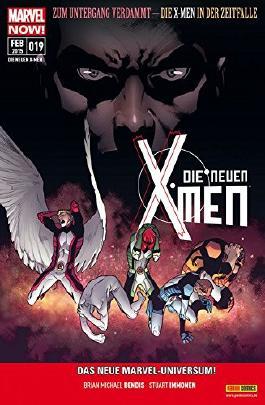 DIE NEUEN X-MEN 19 (Marvel Now!)