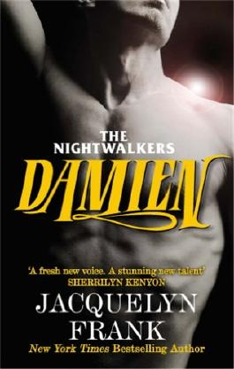 Damien: The Nightwalkers: Book Four
