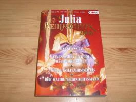 Danke Santa! 4 Romane, Julia Weihnachten 2000.