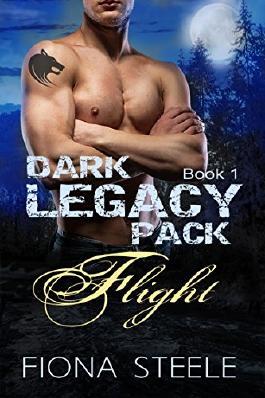 Dark Legacy Pack Book 1:  Flight: A BBW Wolf Shifter Paranormal Romance