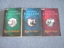 Das Dämonenkind Trilogie! (3 Bände: Kind der Magie - Kind der Götter - Kind des Schicksals!)