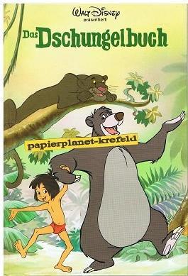 Das Dschungelbuch, Walt Disney präsentiert :