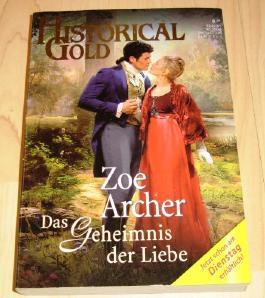 Das Geheimnis der Liebe Historical Gold 212