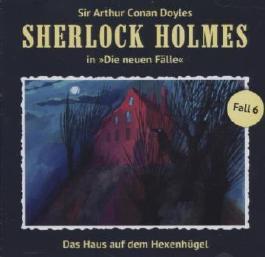 Das Haus auf dem Hexenhügel, Audio-CD