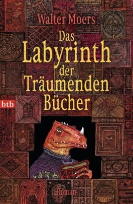 Das Labyrinth Der Träumenden Bücher Von Walter Moers Bei