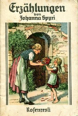 Das Rosenresli. Erzählungen für Kinder mit Illustrationen von Kurt Schmischke.