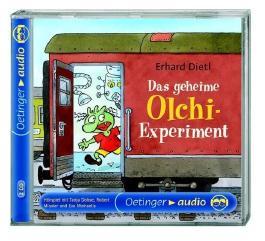 Das geheime Olchi-Experiment. 2 CDs: Lesung von Dietl. Erhard (2005) Audio CD