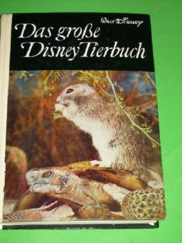 Das grosse Disney Tierbuch