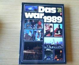 Das war 1989. Stern-Jahrbuch.