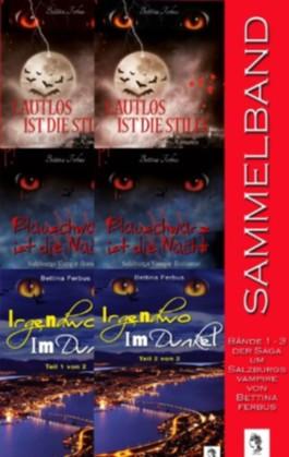 """Der """"Lautlos ist die Stille"""" - Sammelband (Salzburgs Vampir Romanze)"""