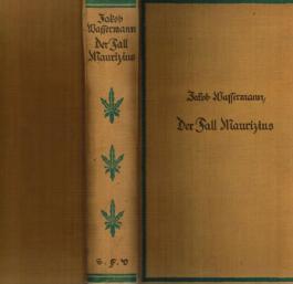 Der Fall Mauritius. Roman
