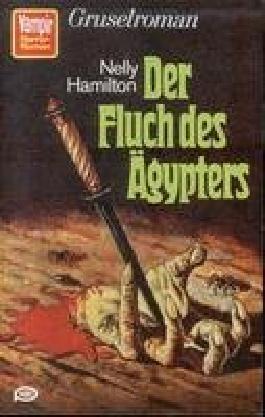 Der Fluch des Ägypters - Gruselroman.