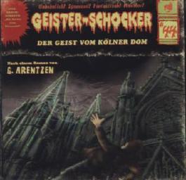 Der Geist vom Kölner Dom, Audio-CD