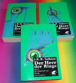 Der Herr der Ringe, Band 1 - 3