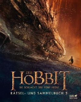 Der Hobbit: Die Schlacht der Fünf Heere - Das Rätsel- und Sammelbuch
