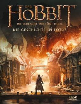 Der Hobbit: Die Schlacht der Fünf Heere - Die Geschichte in Fotos