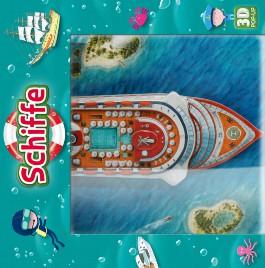 Der Kinder Brockhaus 3D Pop-up Schiffe