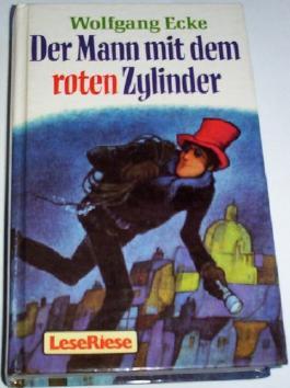Der Mann mit dem roten Zylinder (Jugendliteratur)