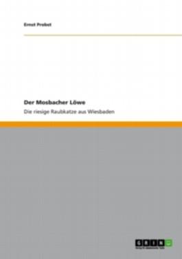 Der Mosbacher Löwe