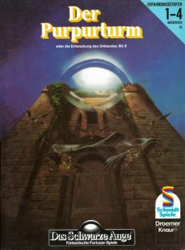 Der Purpurturm oder Die Erforschung des Orklandes II