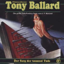 Der Sarg der tausend Tode, Audio-CD