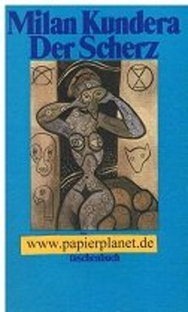 Der Scherz. Roman. Suhrkamp Taschenbuch 1689 (351838189x)