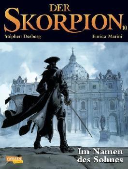 Der Skorpion. Band 10: Band 10 von Marini. Enrico (2013) Taschenbuch
