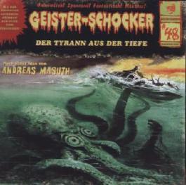 Der Tyrann aus der Tiefe, Audio-CD