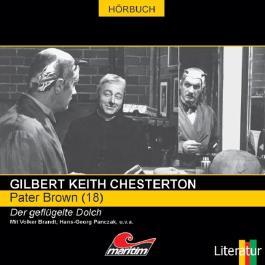 Der geflügelte Dolch (Pater Brown 18)