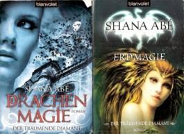 Der träumende Diamant, Band 2 und 3: Erdmagie (2008); Drachenmagie (2009) 2 Bände