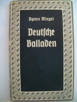 Deutsche Balladen. Deutsche Reihe , Nr. 23