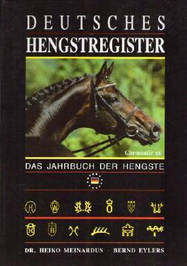 Deutsches Hengstregister - Das Jahrbuch der Hengste