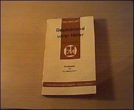 Deutschland unter Hitler