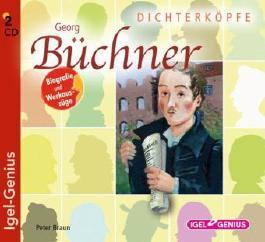 Dichterköpfe - Georg Büchner