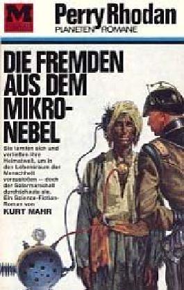 Die Fremden aus dem Mikronebel, Perry Rhodan Planetenromane 3. Auflage 029.