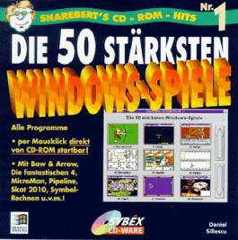 Die Fünfzig stärksten Windows- Spiele. CD- ROM
