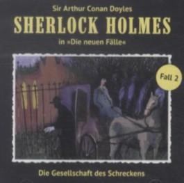 Die Gesellschaft des Schreckens, Audio-CD