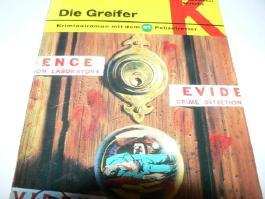 Die Greifer. Kriminalroman.