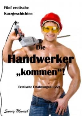 """Die Handwerker """"kommen""""! Erotische Erfahrungen (22) - Fünf Kurzgeschichten!"""