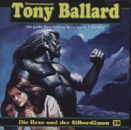 Die Hexe und der Silberdämon, 1 Audio-CD