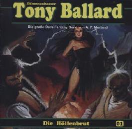 Die Höllenbrut, 1 Audio-CD