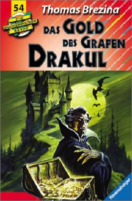 Die Knickerbocker-Bande, Bd.54, Das Gold des Grafen Drakul