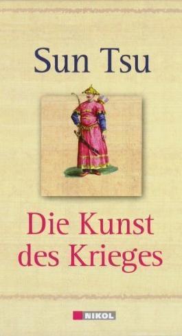 Die Kunst des Krieges von Sun Tsu Ausgabe (2008)