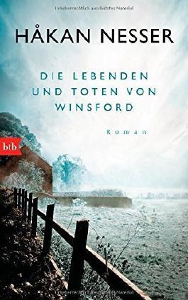 Die Lebenden und Toten von Winsford: Roman by Nesser, Håkan (2014) Gebundene Ausgabe