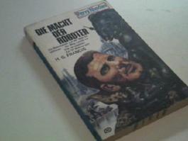 Die Macht der Roboter. Perry Rhodan Planetenromane 163, 1. Auflage 1977