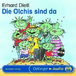 Die Olchis sind da (CD): Szenische Lesung