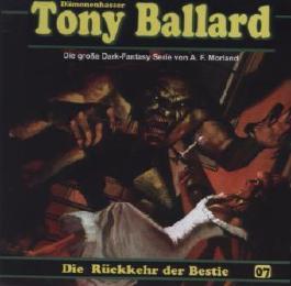 Die Rückkehr der Bestie, 1 Audio-CD